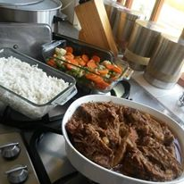 Food for Friday night needs to be cooked before sunset
