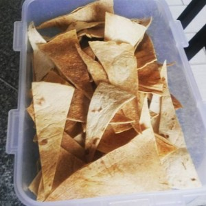 Tortilla Nacho Chips