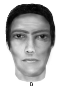 2nd possible abduction suspect, Identikit, released by SAPS