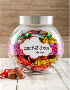 Candy in a jar from a well known site R299