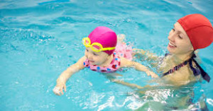 babies can also learn to swim
