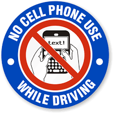 Pledge to make your car a phone fee zone!