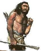 Found this image on foodandweightloss.com. It is a Paleo man