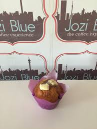Delicious top deck muffin