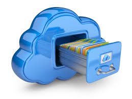 Use cloud storage, to safely backup your computer files.