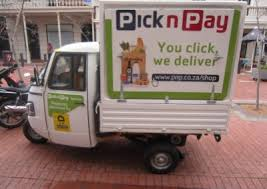 Delivery is done by Mr Delivery