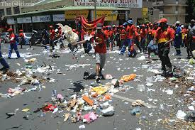The union for the Sanitation workers have embarked on an illegal strike, where is our healthy environment now?