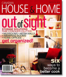 Cover page house. www.stylebydesign.ca