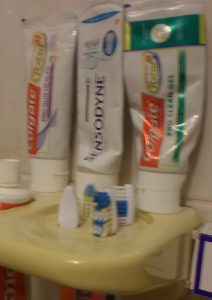 The family toothpaste collection