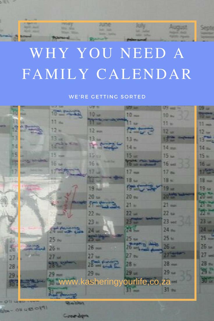 Family Calendar