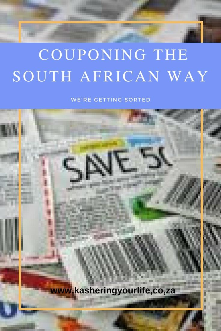 Couponing in SA