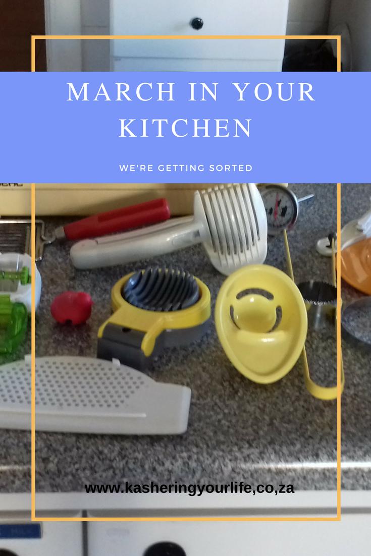 March kitchen