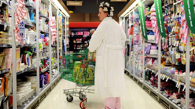 pyjama-shopping
